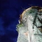 Nočné osvetlenie veže