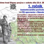 ROP - 1. ročník komentovaného pochodu po línii ČS opevnenia