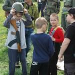 Výstroj a výzbroj - páčila sa nielen deťom