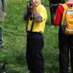 Deťom sa prehliadka zbraní samozrejme páčila