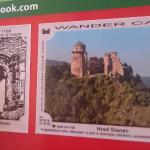 Vizitka zo Slanca do vášho turistického denníka (Wander book)