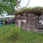 2. komentovaný pochod po línii ČS opevnenia v Slanskej Hute