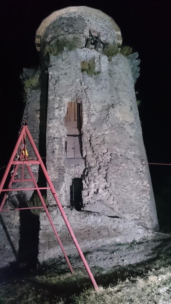 Noc hradov a zrúcanín