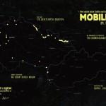 Svetlá nad bunkrami - mapa