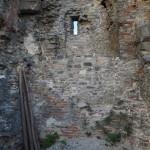 Stena paláca - detail